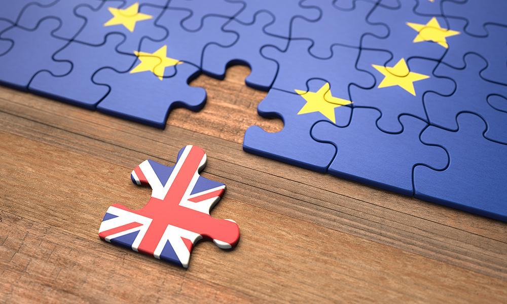 Briterne vendte sig mod den politiske integration